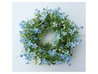 "Coronita ""Blossom"" (L) Blue/Green, 1 buc"
