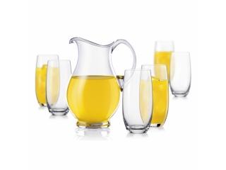 """""""Lemonade"""" Set ulcior cu 6 pahare, 7 pcs"""