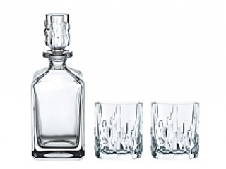 """Shu Fa"" Set pentru whisky, 3 piese"