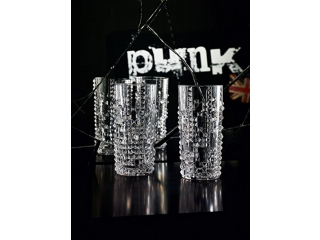 """Punk"" Set pahare pt Apa, 4 pcs"