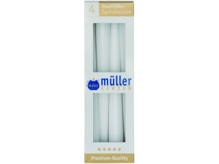 Set luminari White 300mm, 4 buc