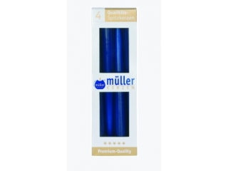 Set luminari-conice Blue 245 mm, 7h, 4 buc