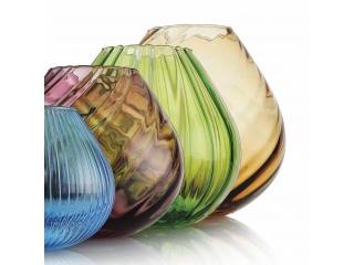 """Nuvola"" Vaza Green, 21,5 cm, 1 buc"