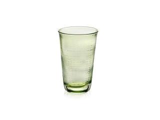 """Denim"" Set 6 pahare pentru apa, Green, 6 pcs"