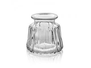 """""""Flo"""" Vaza, Clear, 10 cm, 1 buc"""