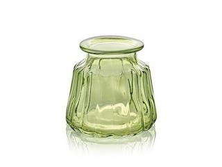 """Flo"" Vaza, Green, 10 cm, 1 buc"