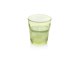 """Industrial Chic"" Set 6 pahare, Green, 280 ml, 1 set"