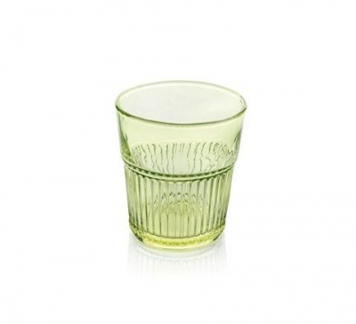 """""""Industrial Chic"""" Set 6 pahare, Green, 280 ml, 1 set, Pahare ,"""