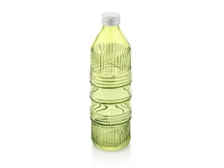 """Industrial Chic"" Butelie, Green, H27 cm, 850 ml, 1 buc"