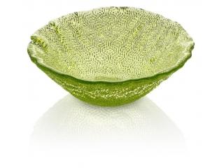 """Tricot"" Bol, Green, 18 cm, 1 buc"