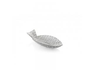 """""""Abissi"""" Platou p/u peste, Silver, 46*21cm, 1 buc"""