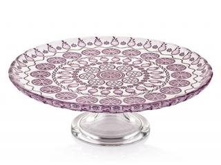"""""""Vitaminic"""" Platou p/u torta, Purple, 32cm, 1 buc"""