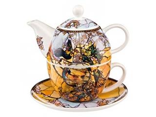 """Set ceai """"Parakeets"""" 3 piese, 0,35 l, 15,5 cm , 1 set"""