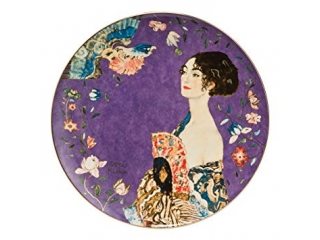 "Platou ""Lady with Fan"", 36 cm, 1 buc"