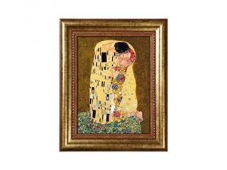 """Tablou """"The Kiss"""" 28*34 cm, 1buc"""
