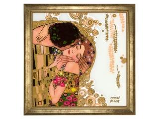 """Tablou """"The Kiss"""" 60*60 cm, 1buc"""