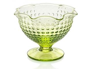 """Ice-Cream"" Bol p/u inghetata, Green,14 cm, 1 buc"