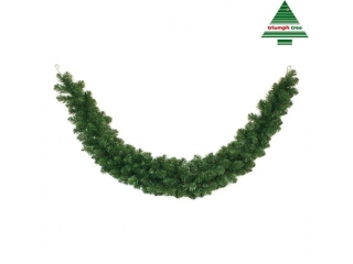 "Ghirlanda ""Colorado"" verde TIPS 210 - l270xd20cm"
