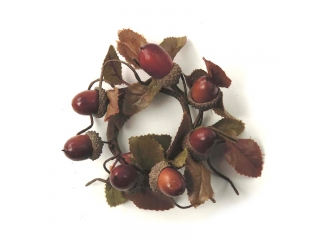 "Coronita ""Acorn w.leavs"" (L), Brown, 1 buc."