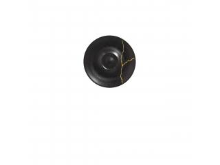 """Kintzoo Gold"", Farfurioară, 15 cm,1 buc"