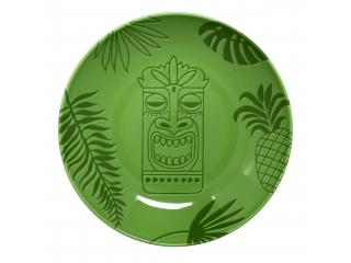 """""""Aztek GREEN"""" Farfurie adâncă, 26 cm, 1 buc"""