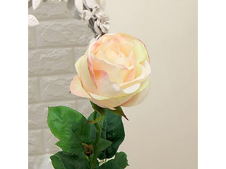 """Floare artificiala """"Rosa """" h70cm,1 buc."""
