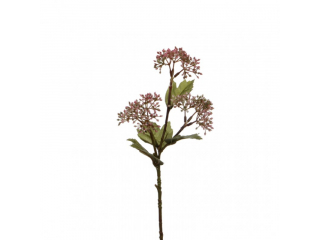 "Floare artificiala""Viburnum"" H36 Mauve,1 buc"