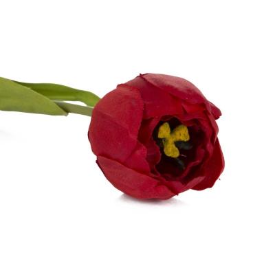 """Floare artificiala """"tulipano """" h43cm,red,1 buc., Flori artificiale,"""