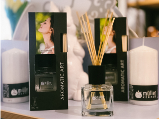 """Difuzor cu aromă """" Anti-Tabacco """" , 100 ml"""