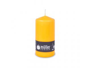 "Lumânare - pilon "" Yellow "" 135/68 mm,  1 buc"