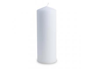 "Lumânare - pilon ХХL "" White "" 290/97 mm, 1 buc"