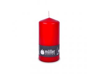 "Lumânare - pilon "" Red "" 135/68 mm,  1 buc"