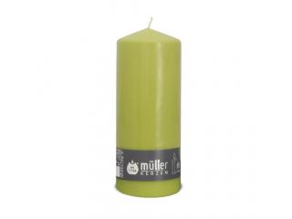 "Lumânare - pilon "" Green "" 200/80 mm, 1 buc"