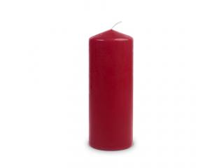"Lumânare - pilon "" Dark Red "" 180/68 mm, 60h, 1 buc"
