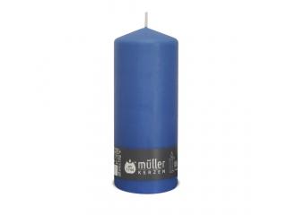 "Lumânare - pilon "" Blue "" 200/78 mm, 74h, 1 buc"