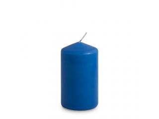 "Lumânare - pilon "" Blue ""135/68 mm,  1 buc"