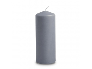 "Lumânare - pilon "" Grey "" 180/68 mm, 60h, 1 buc"