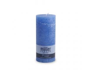 "Lumânare - pilon seria "" Polar Blue "" 160/68 mm, 1 buc"