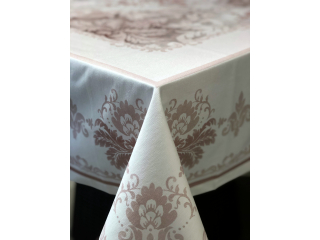 """Față de masă  """"NOBLE ROSE"""" 144x144 cm"""