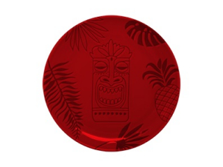 """""""Aztek Red"""" Platou , 27 cm, 1 buc"""
