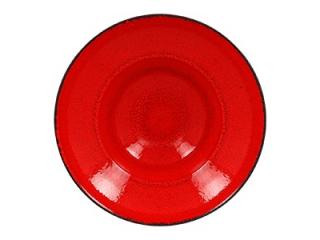 """Fire Red"" Farfurie adinca. 23cm,1buc."