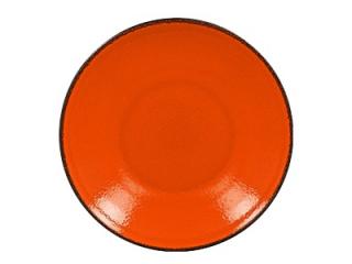 """""""Fire Orange"""" Farfurie adinca 23cm.,1buc."""