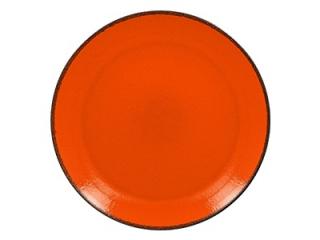 """Fire Orange"" Farfurie 24cm.,1buc."