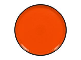 """Fire Orange"" Capac  27cm.,1buc."