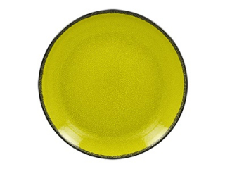 """Fire green"" Platou 27cm.,1buc."