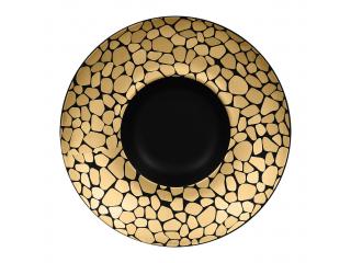 """""""Opulence Pebbles """" Farfurie adinca , 26cm"""