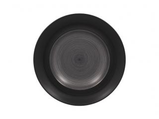"""""""Trinidad black grey"""" Platou, 26 cm, 1buc"""