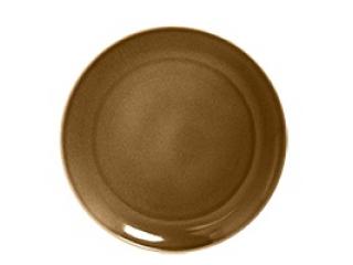 """Genesis"" Caramel, Platou termorezistent, 31 cm, 1 buc."