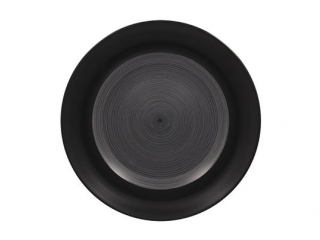 """""""Trinidad black grey"""" Platou 21cm.,1buc."""