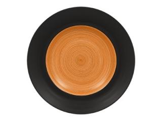 """Trinidad black cedar"" Platou 24cm.,1buc."